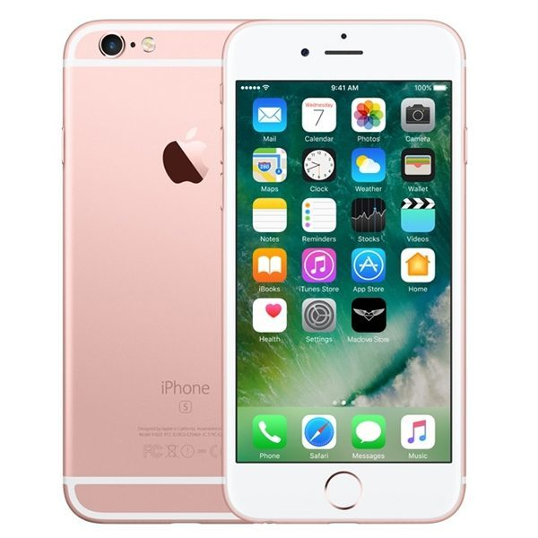 Apple Iphone 6s Plus 128gb Desweet Phones